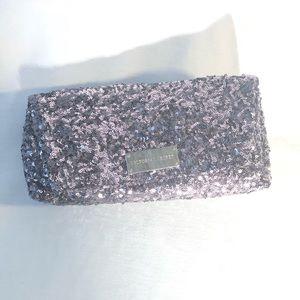 Victoria Secret Clutch Bag Silver